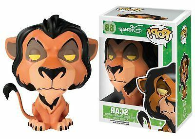 pop disney lion king scar