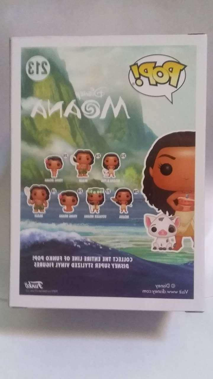 Funko POP Moana and Action Movies Vinyl Toy Bobblehead