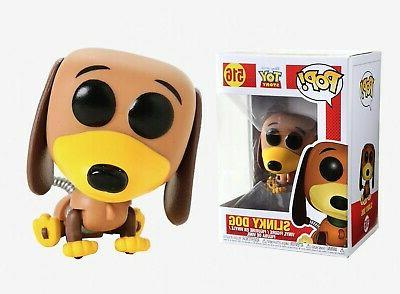 pop disney pixar toy story slinky dog