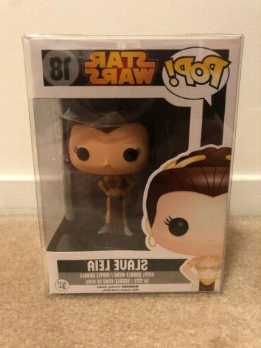 pop disney star wars 18 slave leia