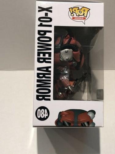 Funko X-01 Power Armor Gamestop Exclusive Vinyl Figure