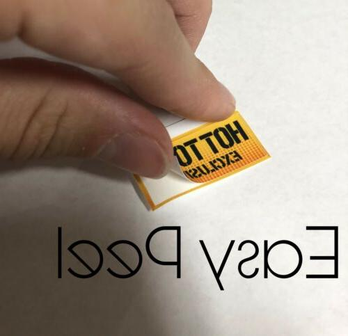 Funko Pop! Replacement Sticker