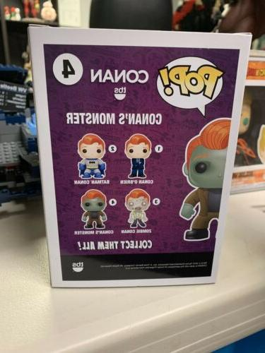 FUNKO POP CONAN O'BRIEN MONSTER #1