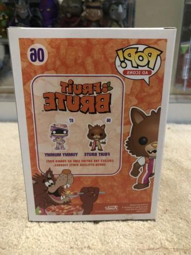 Funko Pop Brute 2500 Figure Stack