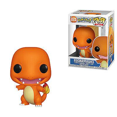 pop games charmander vinyl figure only us