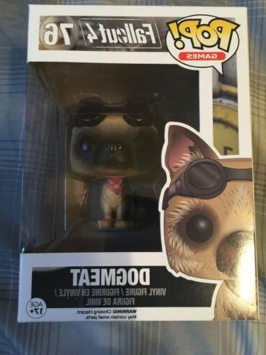 pop games fallout 4 dogmeat vinyl figure