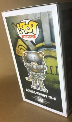 Funko Pop! 4 #166 Figure Vaulted Rare