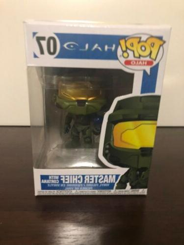 pop games halo master chief with cortana