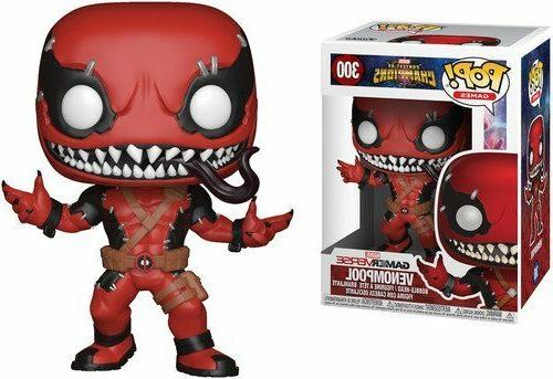 Funko Pop Marvel ~ venompool Vinyl Figure ~ Contest of champions