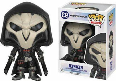 pop games overwatch action figure reaper