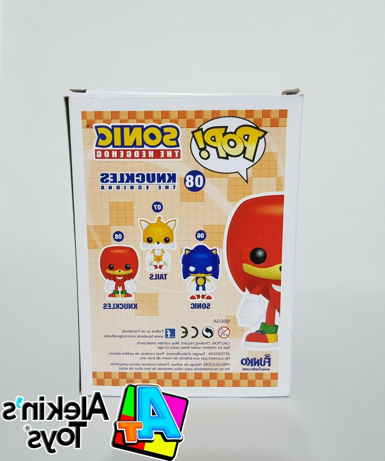 Funko Pop! Games: #08 in Box Original