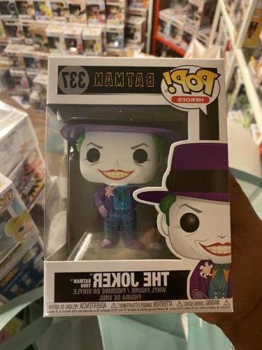 pop heroes batman 1989 joker with hat