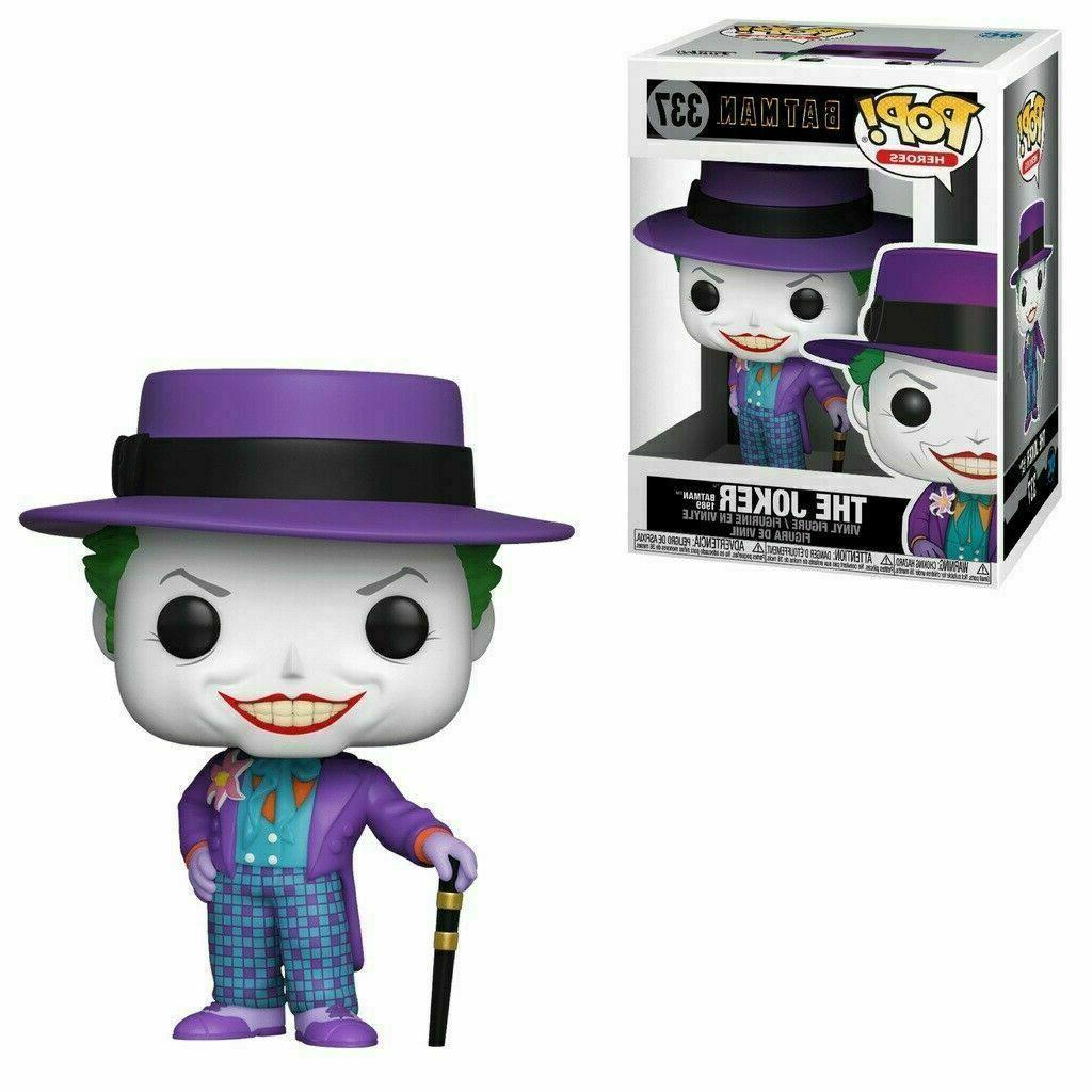 pop heroes batman the joker batman 1989