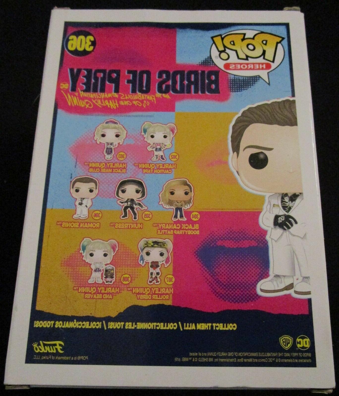 Funko POP! of Prey #306 - Vinyl Figure