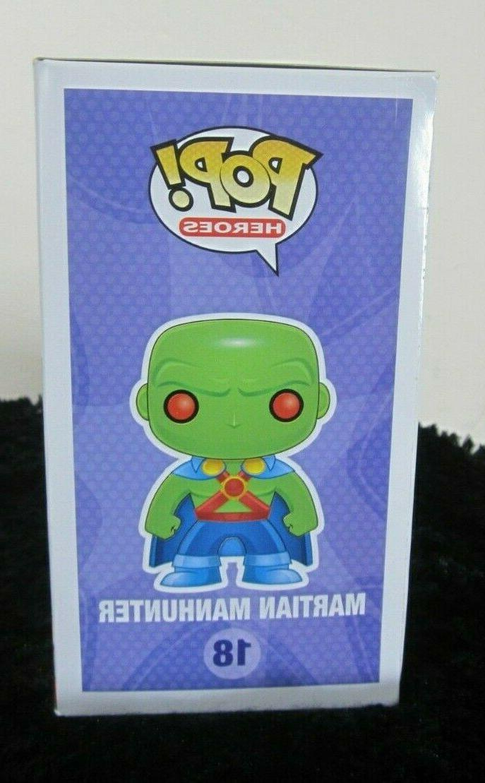 Universe Martian Vinyl Figure Rare New