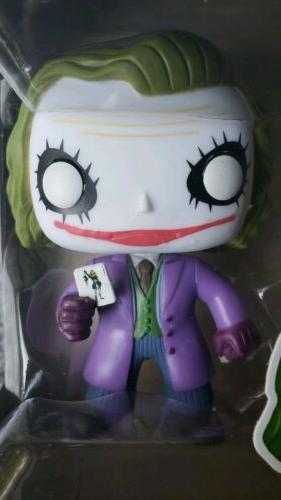 Funko POP! Heroes Joker Figure The Dark Knight