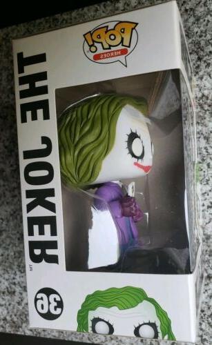Funko The Joker Vinyl Dark