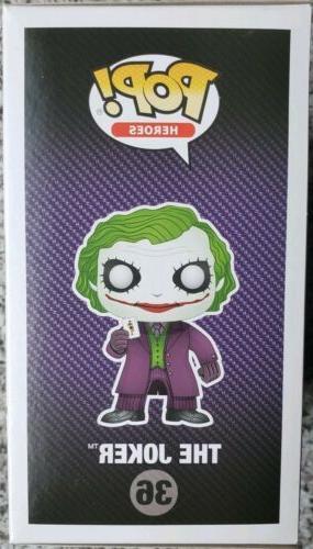 Funko POP! Joker Vinyl Figure The Dark Knight Batman