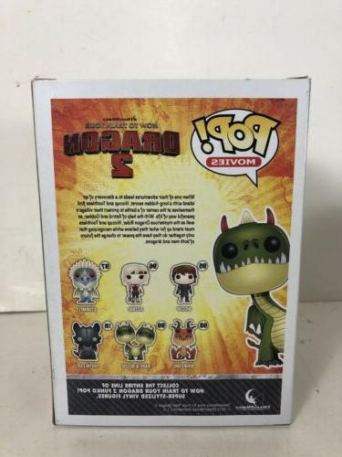 Funko Pop How to Train and Figure