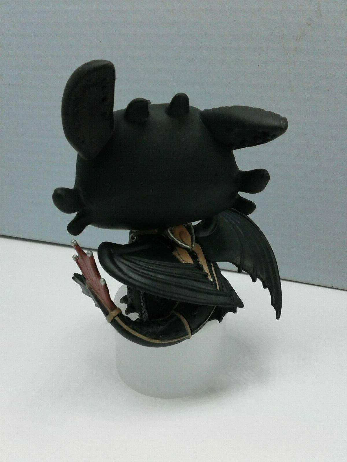 Funko Pop Train Dragon Toothless figure #686