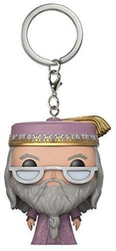 Funko Pop Keychain: Harry Potter Dumbledore Toy Figure