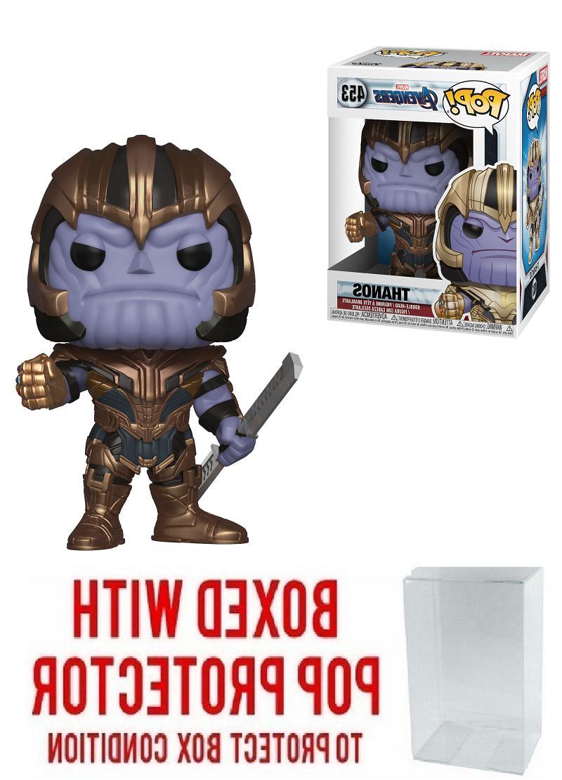Marvel Avengers Endgame New Original figure Thanos 453 Funko POP