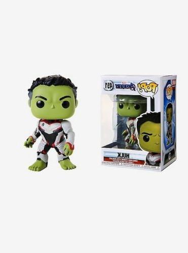 pop marvel avengers endgame hulk pop figure
