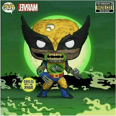 Funko Pop! Wolverine Figure - EE STOCK