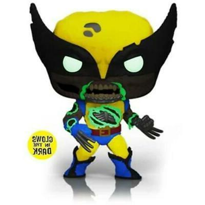 Funko Pop! Marvel Wolverine GITD - EE Exclusive IN STOCK