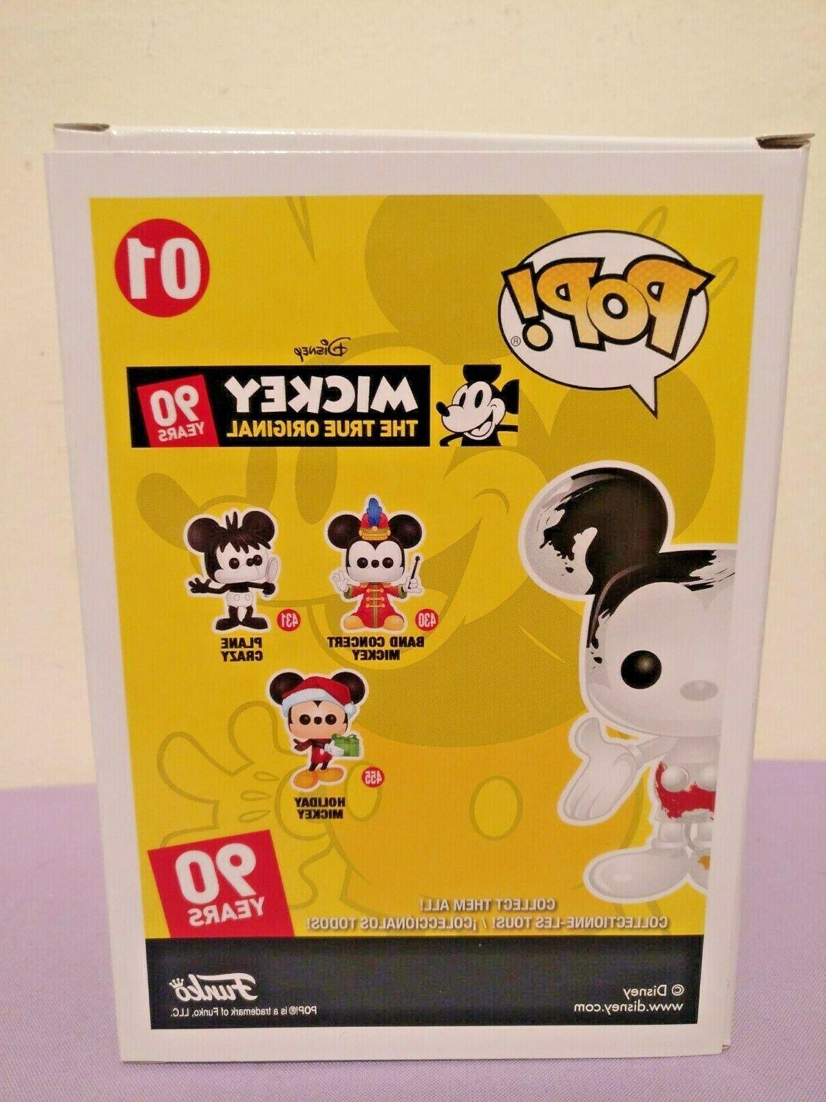 Funko Pop! Mickey DIY Michaels Exclusive