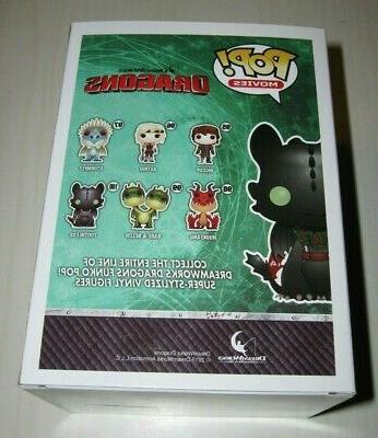 Funko Holiday Toothless How 2 Train Figure
