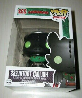 pop movies 232 holiday toothless how 2
