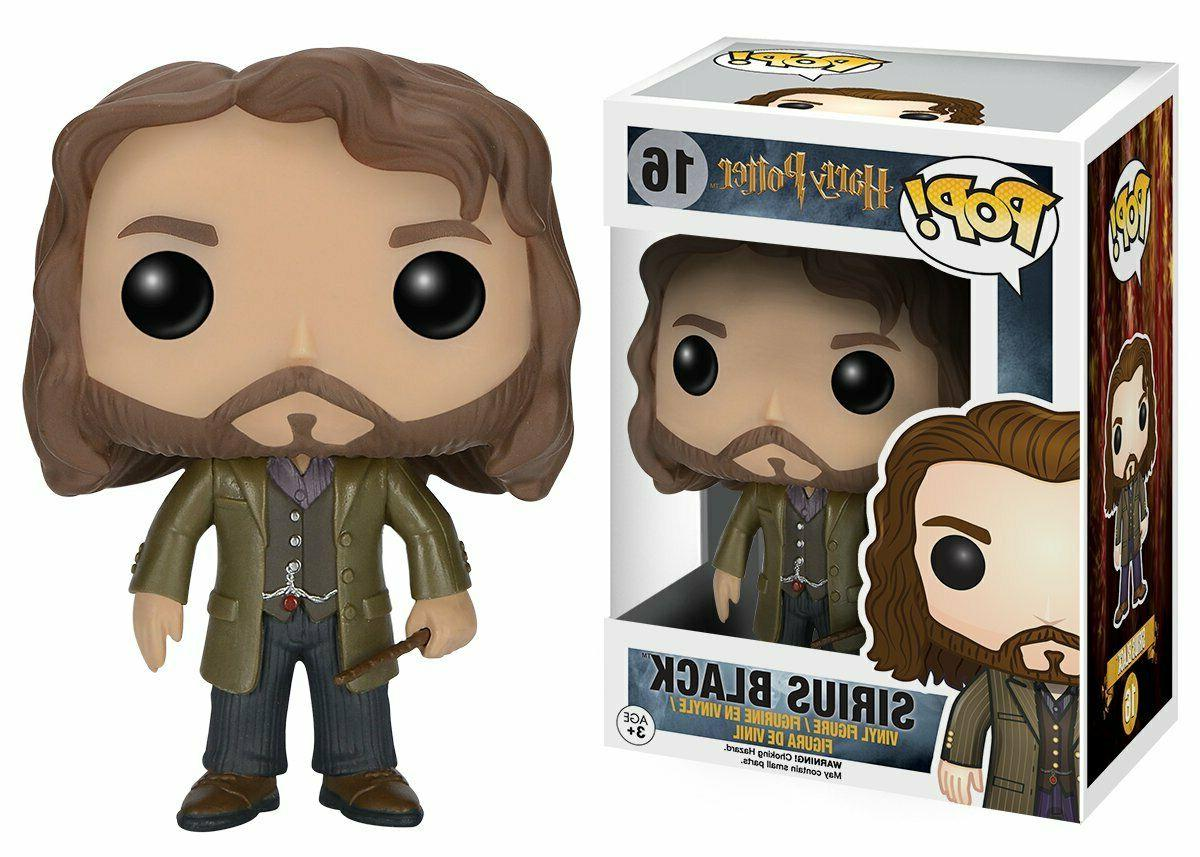 pop movies harry potter action figure sirius