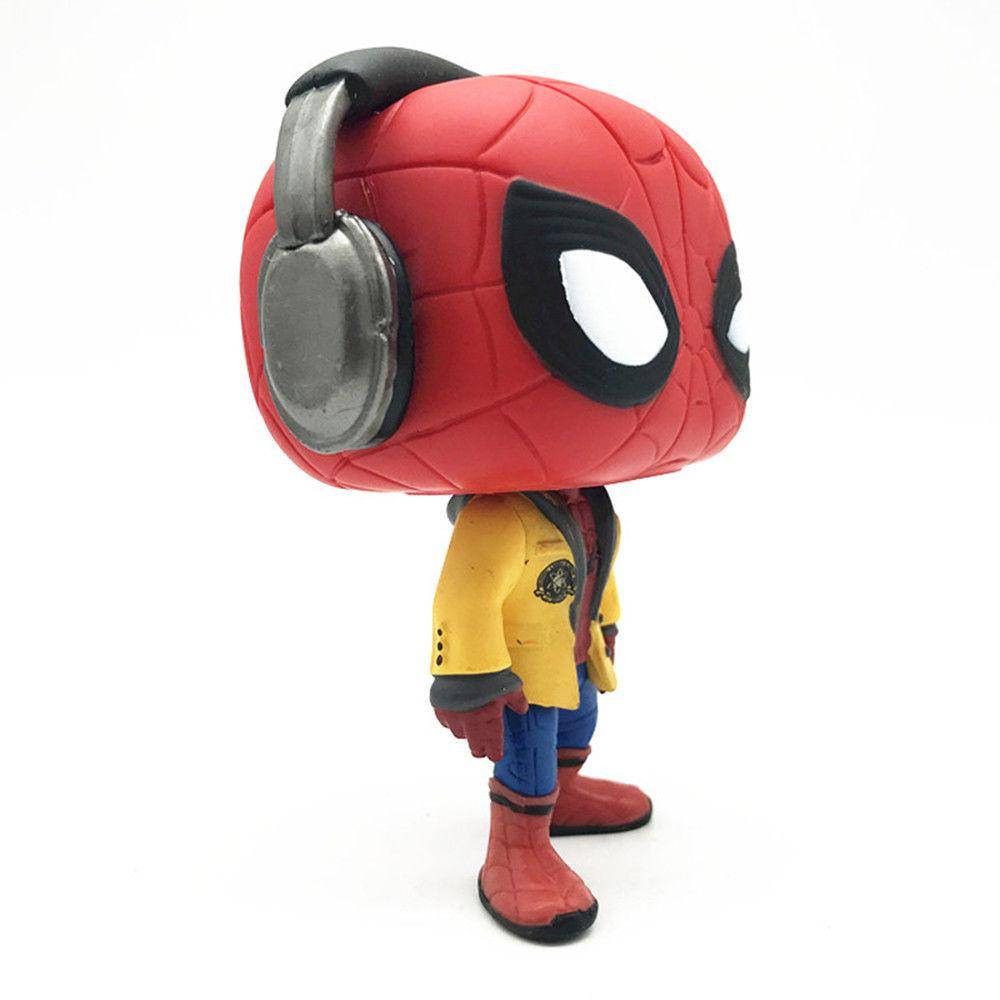 Funko W/Headphones Figure