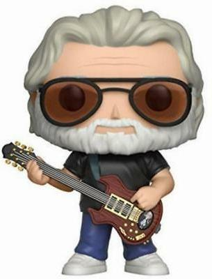 Funko Pop! Music Jerry Garcia Collectible Grown-Up Vinyl Figure