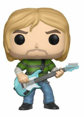pop music kurt cobain teen spirit collectible