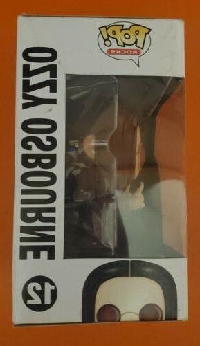 Funko Ozzy Osbourne #12 Vinyl Vaulted Figure 2011 POP