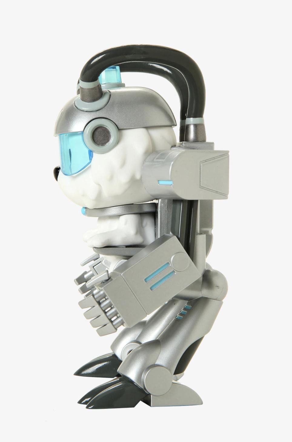 Funko Rick Morty Exoskeleton Snowball Inch Free