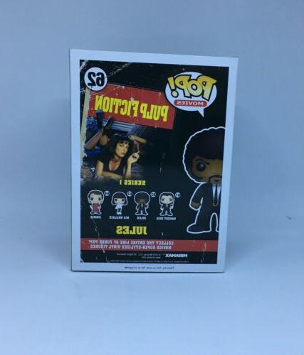 Funko SDCC 2014 Pulp #62 Pieces