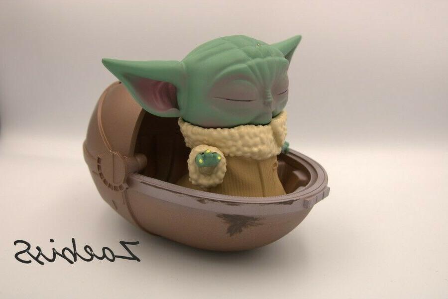 Funko Star Mandalorian Child Baby Yoda Figure #365 w/Protector STOCK