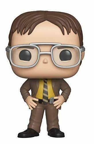 FUNKO TELEVISION: THE OFFICE-DWIGHT SCHRUTE 871 VINYL