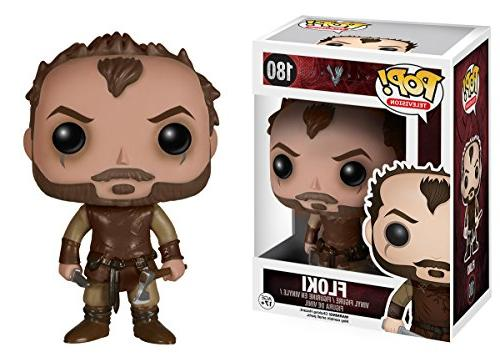 Funko TV: Vikings Floki Action