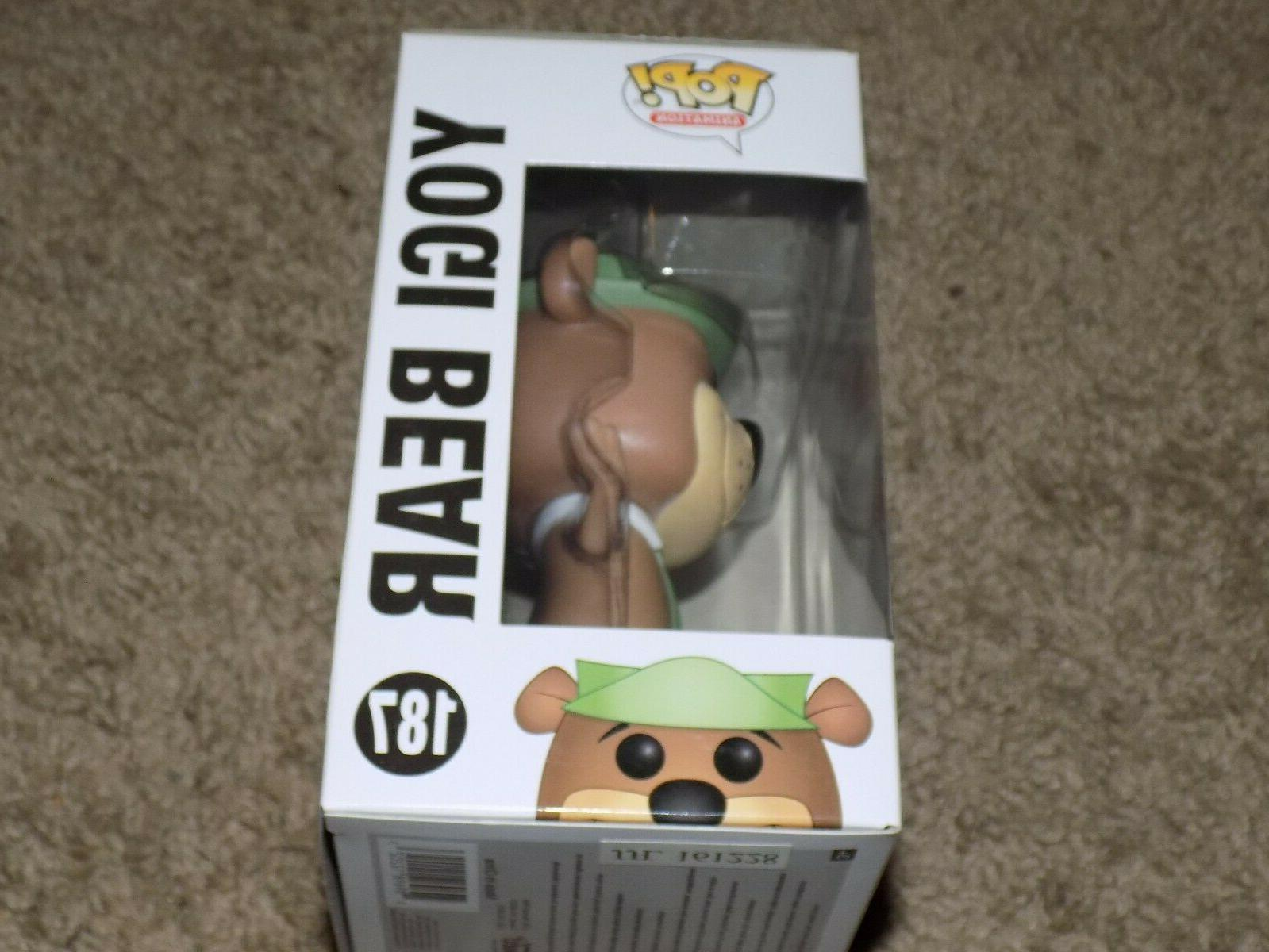 Funko 187 Yogi Bear Shop Figure