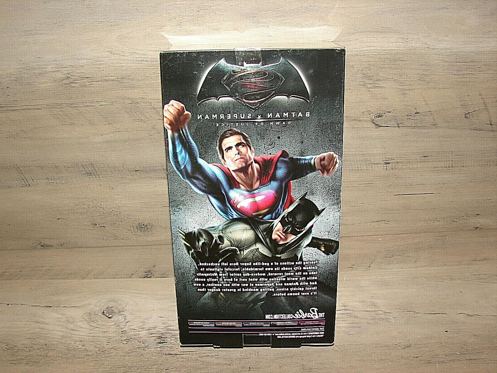 READ Barbie Collector v Superman: Dawn of Justice / Doll^