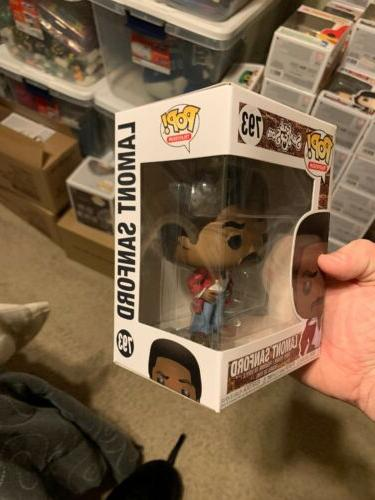 Funko POP Lamont Vinyl Figure NEW STOCK TV