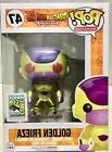 SDCC Golden Frieza No. 47 Action Figure with Red Eyes RARE F