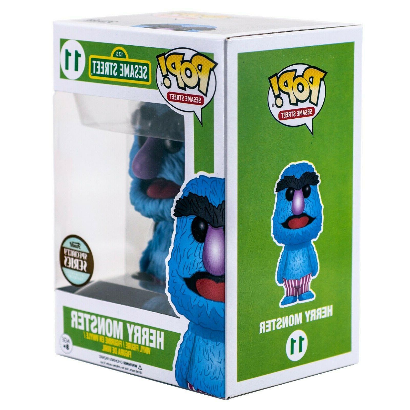 Sesame Street Funko #11 Series