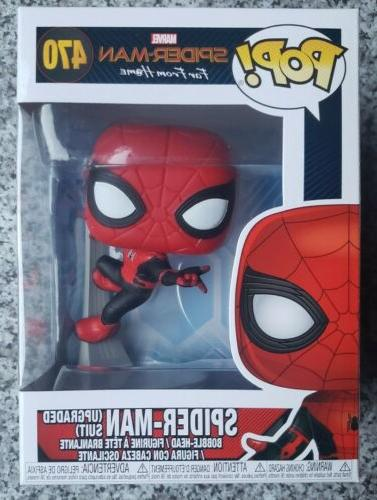 spider man far from home pop marvel
