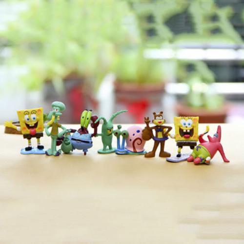 SpongeBob SquarePants Gary Sheldon Figure Toy