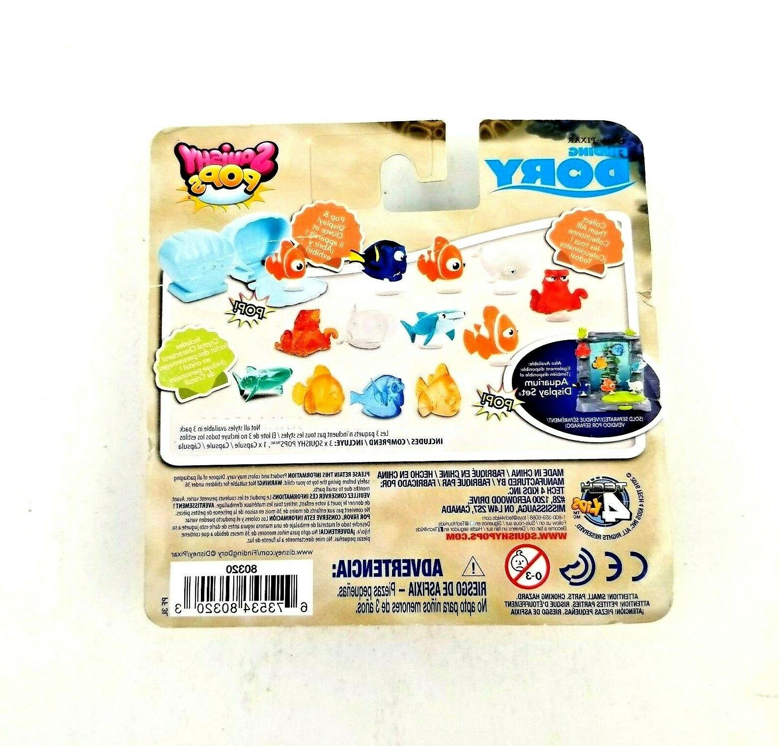 Squishy Series Figures Pack NEW